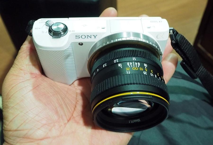 kamlan 50mm f1.1测评