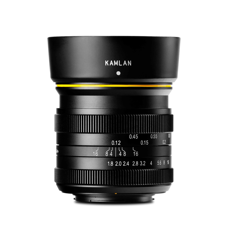 KAMLAN新品 KL21MM F1.8